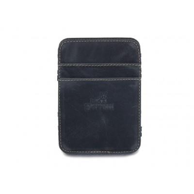 Porta Cartão Mágico de Couro Legítimo – 1036