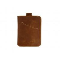 Porta Cartão de Couro Legítimo – 1025
